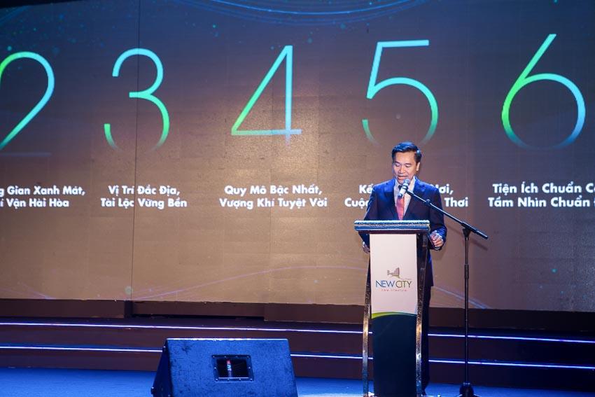 Thuận Việt công bố dự án căn hộ New City